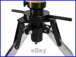 Hydraulic Gear Puller 3 Jaws w. Locking Nut Bearing Wheel Pulling 10 tons L-10S