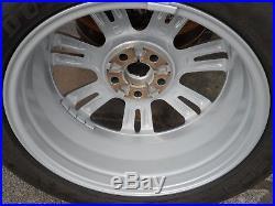 Jaguar Xe Prestige Wheels & Tyres Complete With Genuine Wheel Nuts & Lock Nuts