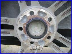 LEXUS SC430 18 Alloy Wheels 245 40 18 Inc Nuts / Locking nut Set of 4 wheels