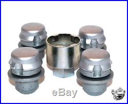Land Rover Discovery 3/4 Range Rover Sport Locking Wheel Nut Set (x4) Rrb500120