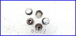 Land Rover Discovery 3 Locking Wheel Nuts & Key