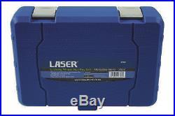 Laser 6767 Locking Wheel Nut Key Set Mercedes Benz 30pc