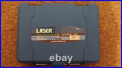 Laser 6863 Locking Wheel Nut Key Complete Set Vauxhall/Opel 20pc
