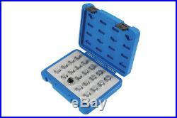 Laser 6863 Locking Wheel Nut Key Set Fits Vauxhall/Opel 20pc