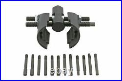 Laser 7818 Wheel Bearing Lock Nut Tool For HGV