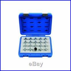 Laser Locking Wheel Nut Key Set Vauxhall/opel 20pc 6861 Genuine Top Quality