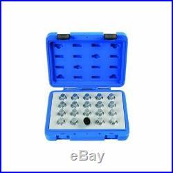 Laser Locking Wheel Nut Key Set Vauxhall/opel 20pc 6863 Genuine Top Quality