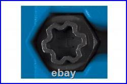 Laser Tool 6232 Locking Wheel Nut Key Set 22pc for VAG Free P&P