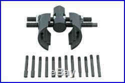 Laser Tools 7818 Adjustable Wheel Bearing Lock Nut Tool HGV
