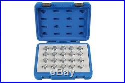Locking Wheel Nut Key Set For Vauxhall GM EQUIV TO Z16512 121 TO Z16512 140