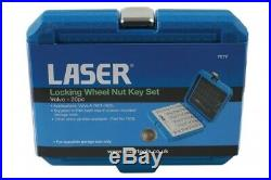 Locking Wheel Nut Key Socket Tool Set FOR VOLVO S80 C50 850 20pce Set