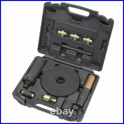 Locking Wheel Nut Remover Set as used by AA and RAC. LATEST KIT AST6165