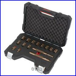 Locking Wheel Nut Removers 26mm 36.8mm Welzh Werkzeug