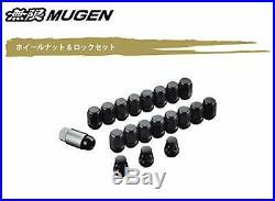 MUGEN Wheel nut & lock set For CIVIC TYPE R FK2 08181-XG8-K0S0-BL -J49