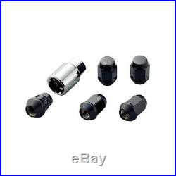 Mugen Wheel Nuts And Locking Set M14x1.5 For Honda CIVIC Type R Fk2 / Fk8 Black