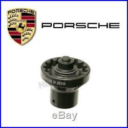 NEW For Porsche 911 Carrera 4 GTS Center Wheel Lock Nut Socket Genuine
