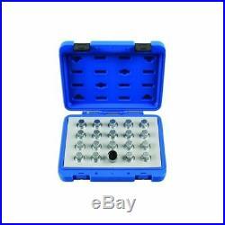 New Laser Locking Wheel Nut Key Set Vauxhall/opel 20pc 6861 Best Quality