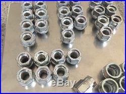 OEM Factory Stock Wheel Rim Lugs Nuts Dodge Ram 2500 3500 9/16 15/16 Locks 32