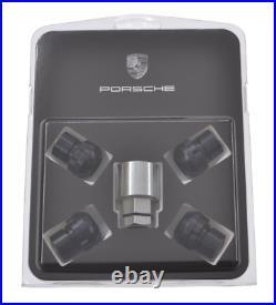 Porsche 911/964/993/944/996 Original wheel locking nuts, lock nut