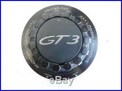 Porsche 911 991.2 GT3 2018 Center Lock Wheel Nut 99136108190 J124 #3