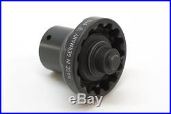 Porsche 911 Carrera 4 GTS Socket for Center Wheel Lock Nut Genuine 00072197960