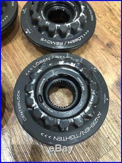 Porsche 911 GTS Turbo Centre Lock Wheel Nuts
