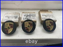 Porsche 991 911 GT3 GTS centre lock wheel nuts set of 4