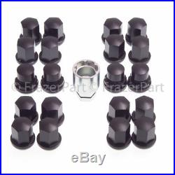Porsche vehicle set of 16 wheel nuts & 4 anti theft lock nuts (All models -1998)