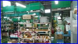 RAYS 17HEX Lock & Nut Set for 5 Holes M12 1.5 Black 74082000000BK Steel JAPAN