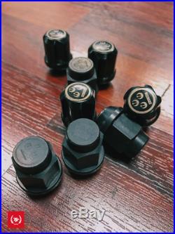 RS Watanabe Locking Wheel Lug Nut Set with Locks 12x1.25 (20 pcs)