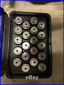 Range Rover Evoque Locking Wheel Nut Master Set Freelander