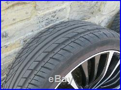 Range Rover Sport 2009-2014 22 Inch Alloy Wheel With Tyres & Locking Wheel Nuts