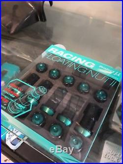 SALE B- PROJECT MU FLOATING WHEEL LOCK Nut II M12 X 1.25MM FOR NISSAN SUBARU