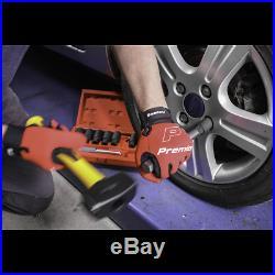 SX272 Sealey Locking Wheel Nut Removal Set 10pc Steering Hub Suspension Sockets