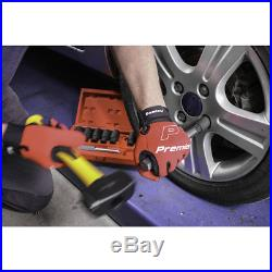 Sealey SX272 10 Piece Locking Wheel Nut Removal Set