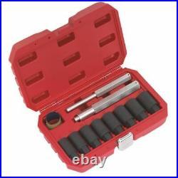 Sealey SX272 Locking Wheel Nut Removal Set 10pc