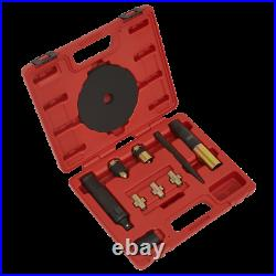Sealey SX299 Master Locking Wheel Nut Removal Set + 10 Spare Cutters
