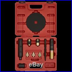 Sealey SX299 Master Locking Wheel Nut Removal Set PLUS 10 X BLADE C INCLUDED