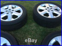Set Of 4 Vauxhall Astra Corsa 16 Alloy Wheels With Set Of Lock In Nuts