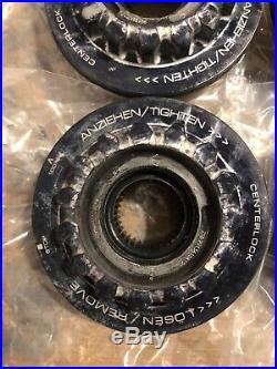 Set of 4 Porsche 911 (991) centre lock wheel nuts