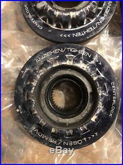 Set of 4 Porsche centre lock wheel nuts