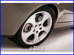 Sumex Anti Theft Locking Wheel Bolts Nuts + Key to fit Land Rover Freelander I