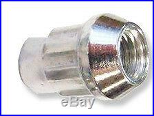 Sumex Anti Theft Locking Wheel Bolts Nuts + Key to fit Toyota Avensis (12x1.50)