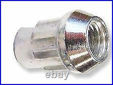 Sumex Anti Theft Locking Wheel Nuts / Bolts + Key (12 x 1.25) to fit Nissan JUKE