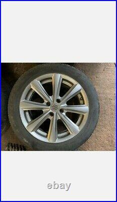 Suzuki Swift 2006 Alloy Wheels With Wheel Nuts And Locking Wheel Set