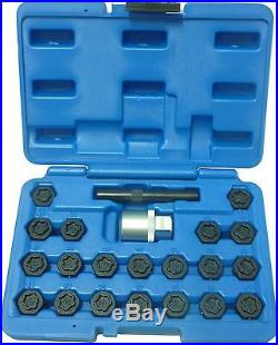 Tool Hub 9613 BMW Locking Wheel Nut Set 22 Piece