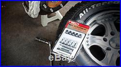 Toyota FJ Cruiser TRD Wheel Lug Nut Kit with Lock, PTR27-35090