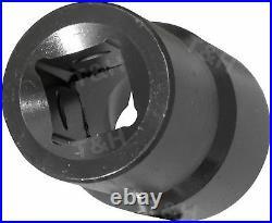 US. PRO Locking Wheel Nut Remover Impact Twist Socket Set Nut Bolt Stud Extractor
