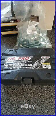 US PRO Tools 21pc Master BMW Locking Wheel Nut Key Set, Lock, Alloy NEW 1481