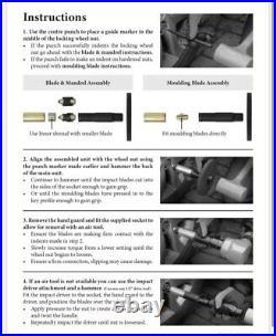 Universal Locking Wheel Nut Removal Master Kit